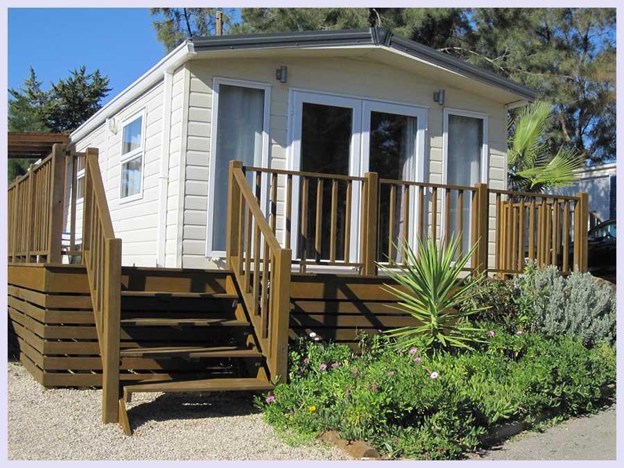 Mobile homes holidays calico park portugalquesten france for Modular homes france